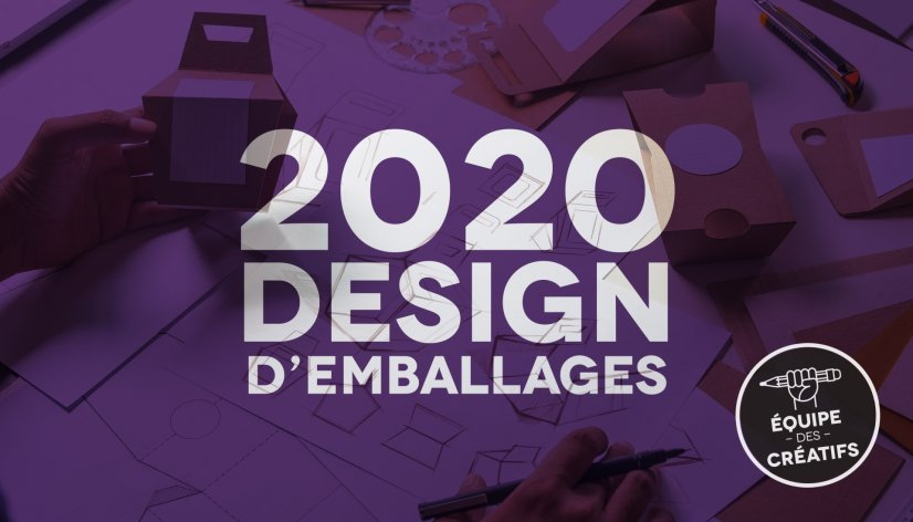 2020 Design d'emballage