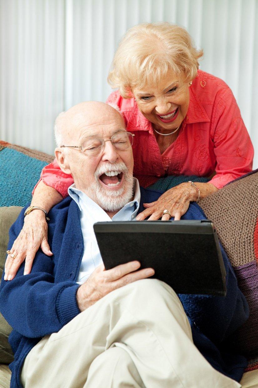 Augmentez l'UX chez les personnes âgées